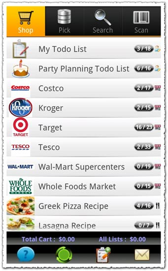 Grocery King 5.1.4 Android application