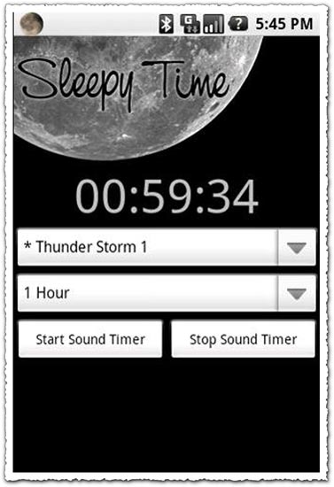 Sleepy Time 1.4.4 Android application