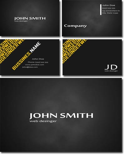 corporate business cards. Corporate business cards for