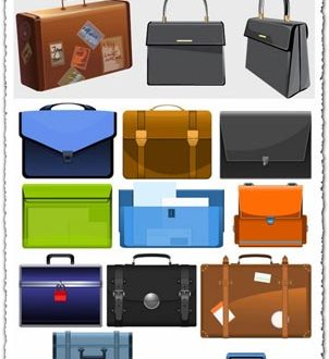 Vector bags design