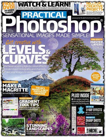 Practical Photoshop september 2011 issue 04