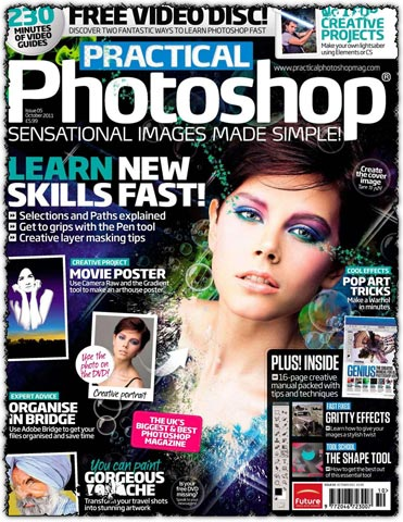 Practical Photoshop september 2011 issue 05