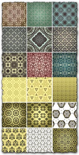 39 vector patterns and textures