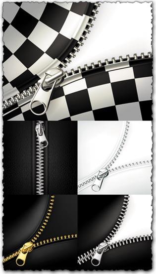 Zipper vector templates