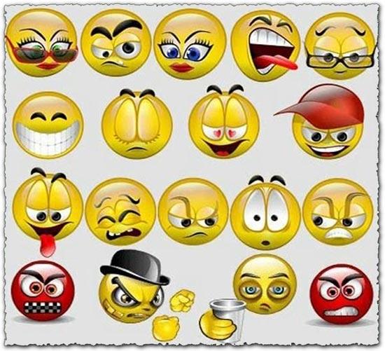 Smileys Und Was Sie Bedeuten