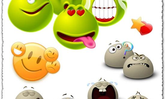 Yahoo emoticons collection icons