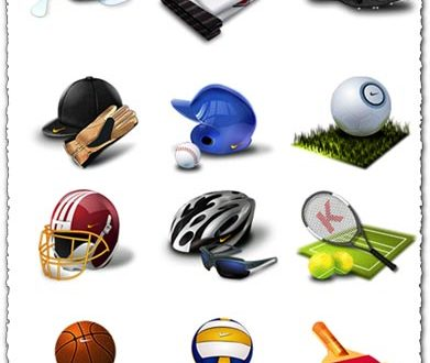 Olympic sports png icons