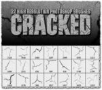 Photoshop Cracked Brushes