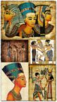 Ancient Egypt images collection