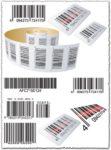 Bar codes vectors