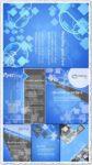 Business brochures and flyers vectors
