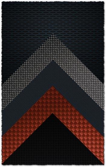 Carbon fiber eps textures