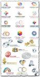 Company name vector logos