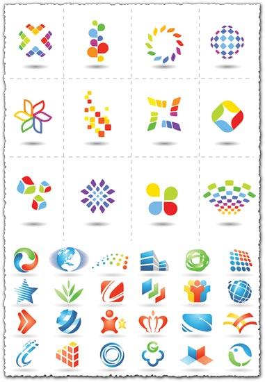 Corporate logo vectors
