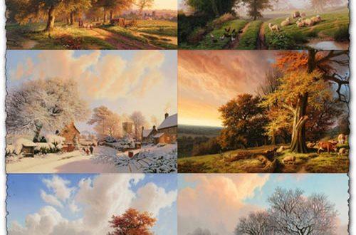 Daniel Van Der Putten art wallpapers
