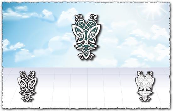 Decorative islamic patterns