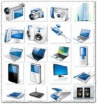 Electronic devices vectors