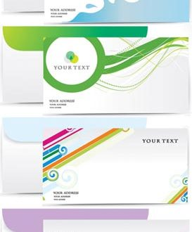 Envelope vector templates