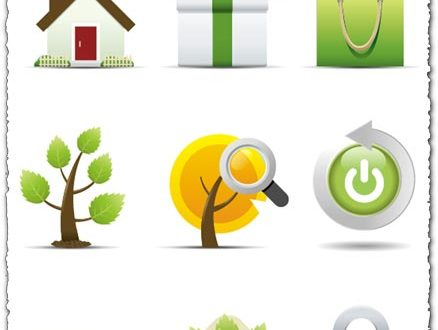 Environmental vector icons