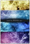 Fractal brushes collection