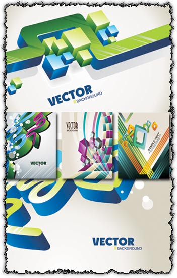 Geometric vector templates