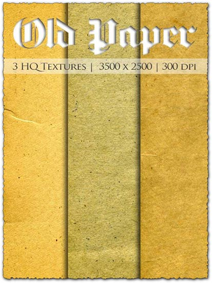 high-quality-old-paper-textures - Free Illustrator vectors for download