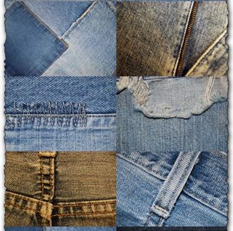 Jeans textures and backgrounds images