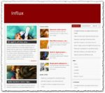 Influx elegantthemes WordPress theme