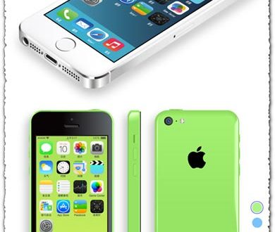 Iphone 5S vector models