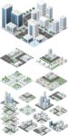 Isometric city modules vector bundle