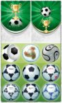 Jabulani world cup 2010 vectors