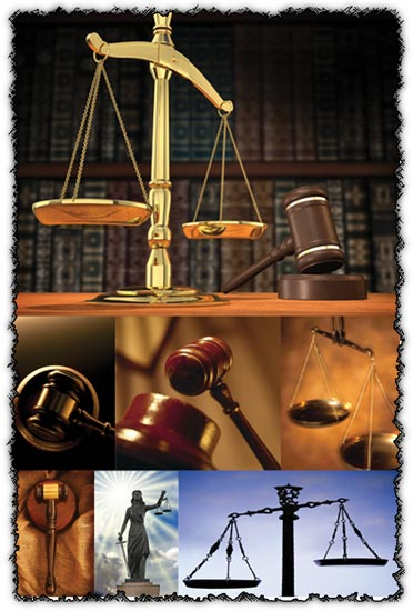Law and justice images