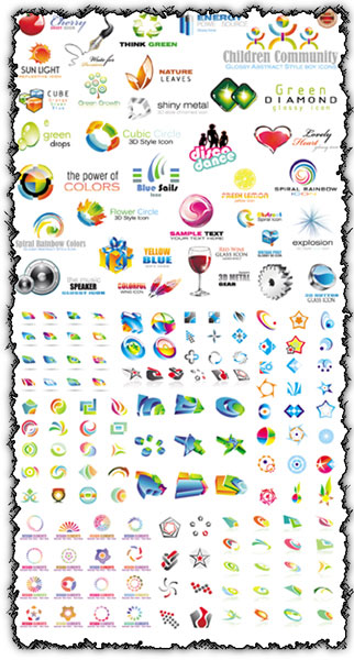 Logo vector templates