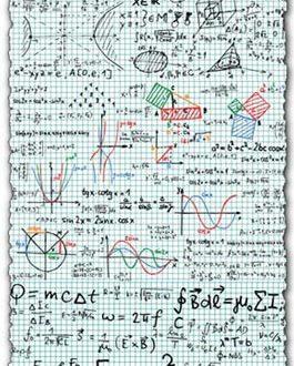 Mathematical formulas vectors