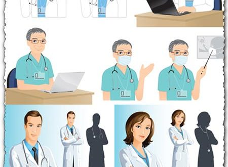 Medical support vector templates