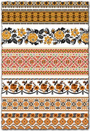 Oriental ornament borders vectors for illustrator and corel draw