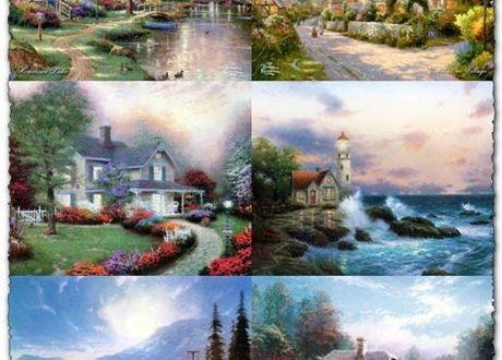 Painting art wallpapers