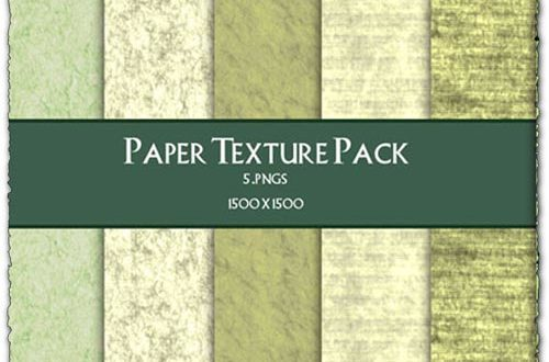Png paper texture collection