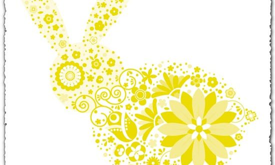 Rabbit vector pattern