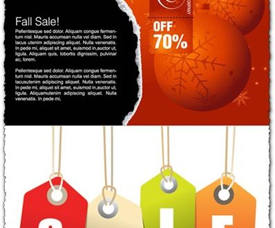 Shopping concept Vector EPS