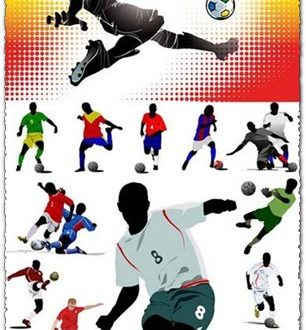 South Africa world cup vector
