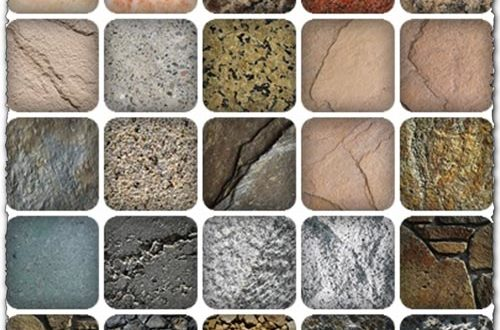 Stone textures colection