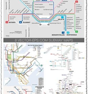 Download New York Subway Map.New York Subway Map Eps Vectors For Download