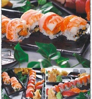 Sushi food images