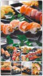 Sushi food images