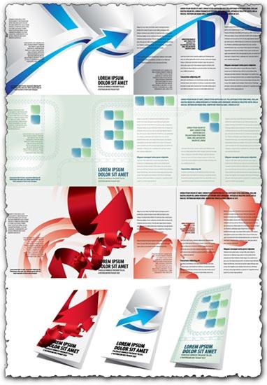 Tri fold corporate brochures
