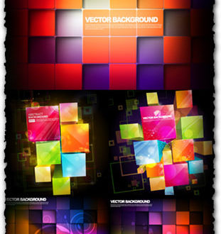Vector backgrounds collection