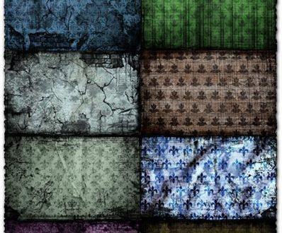 Vintage textures design