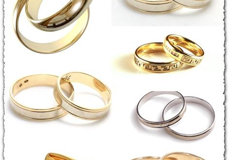 Wedding ring models